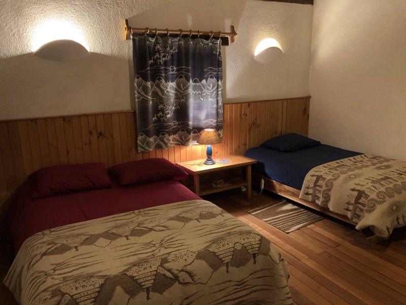Double room Cuello de Luna Cotopaxi