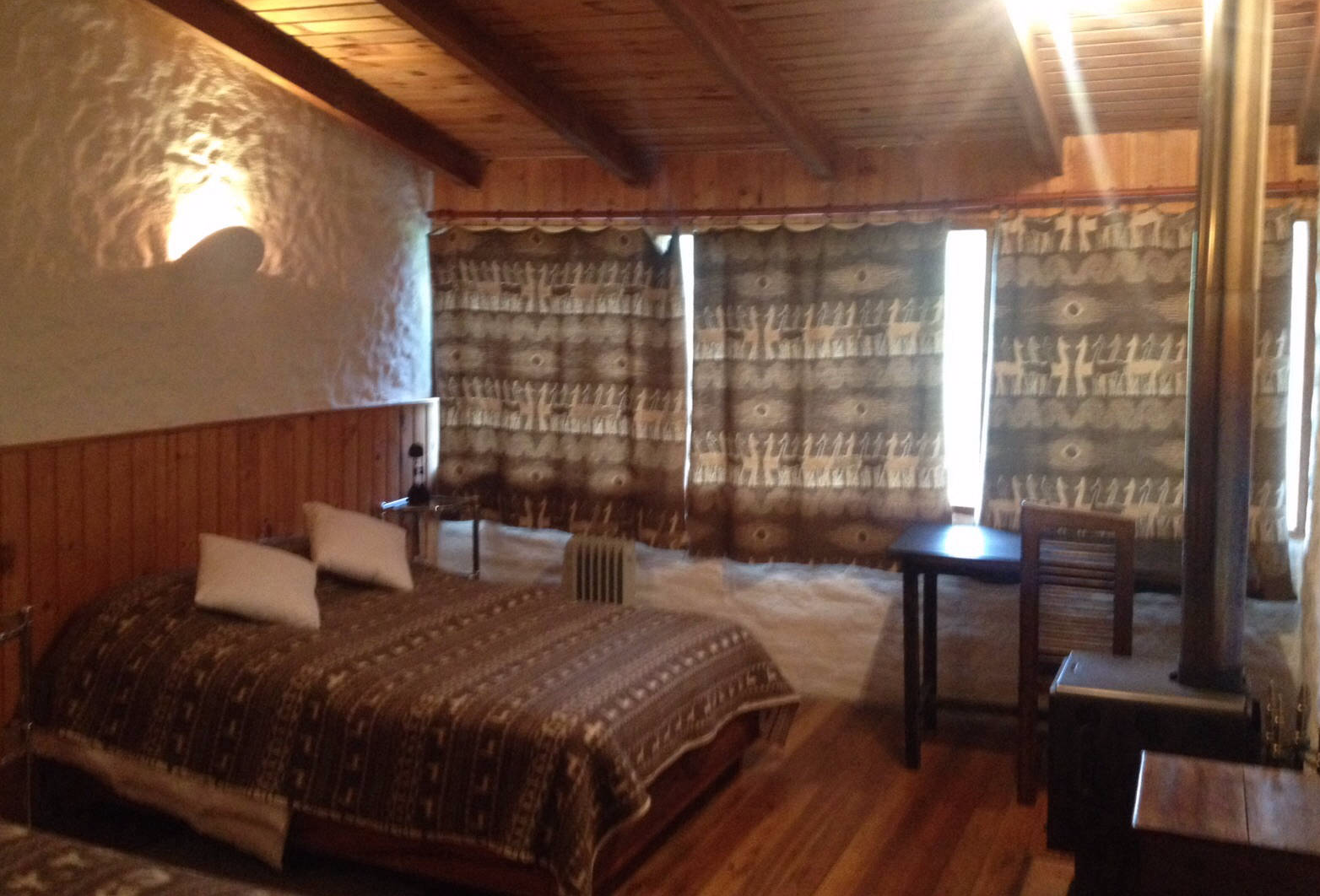 Hotel Cuello de Luna-Mountain Lodge Cotopaxi- Superior double room